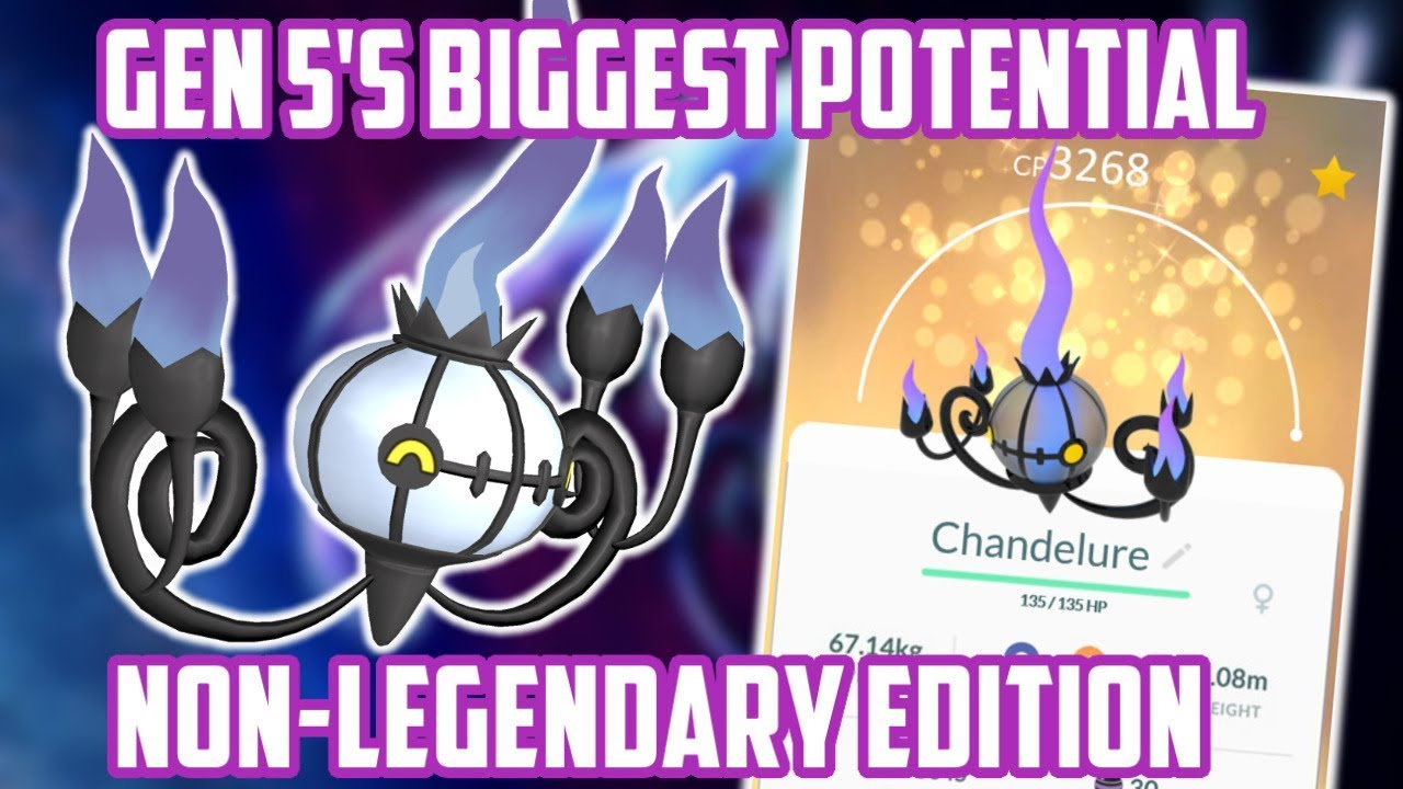 Gen 5 Non-Legendary Pokemon With The Biggest Potential In Pokemon Go! thumbnail