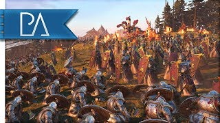 I AM NOT DONE YET!: FFA BATTLE - Total War: Warhammer 2 Gameplay