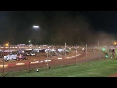 USCS @ Dixie Speedway - main event