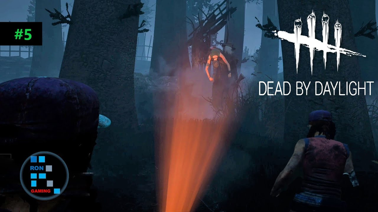 DEAD BY DAYLIGHT | RON TRIED TO SAVE HIS FRIENDS BUT HE IS THE LONE SURVIVOR