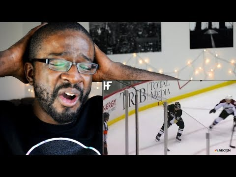 Best Dangles in NHL History! REACTION