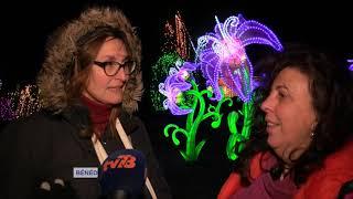 Thoiry : 600 lanternes pour un voyage en Chine
