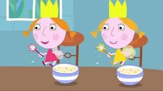 O Pequeno Reino de Ben e Holly  A Fazenda Doende - Episodios completos - Desenhos Animados