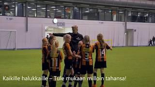 FC Reipas - Iloa, Innostumista, Intohimoa