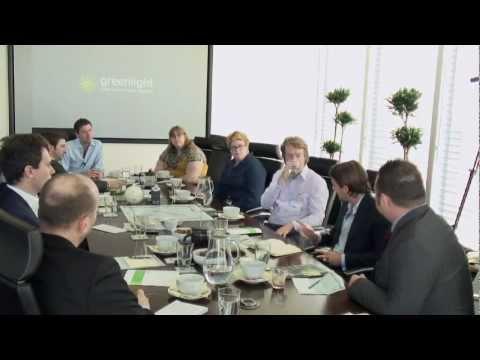 Greenlight's Finance Roundtable