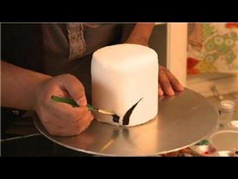 Cake Decorating : Girly Themed Cake Decorating Ideas