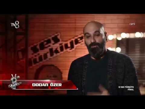 Dodan Özer Finali Salladı - Hadise Göz yaşlarına Hakim Olamadı - 19 mart 2017 final