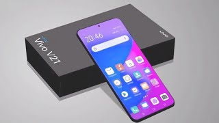 Vivo V21 - Official Look | Specification | Price In India | Launch Date.