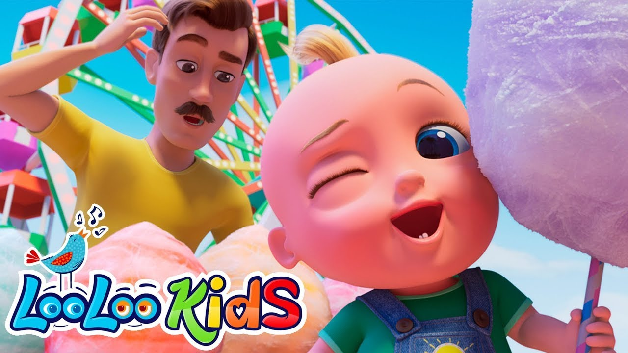 𝑵𝑬𝑾👶Johny Johny Yes Papa  - LooLoo Kids Nursery Rhymes and Children`s Songs | The BEST Song for Kids