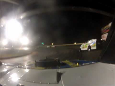 Mark Noble #74 - USRA Modified - Olympic Fire Protection In-Car Cam