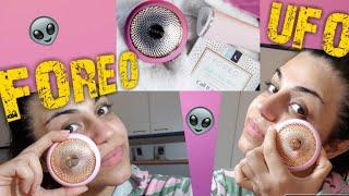 FOREO UFO come funziona? #makeuppertutti