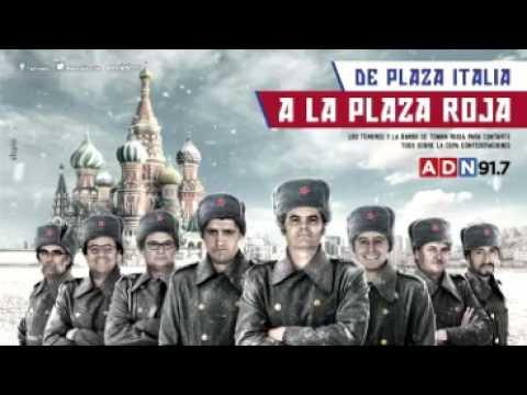 Los Tenores Radio ADN   POST TRIUNFO ANTE PORTUGAL  28 06 2017