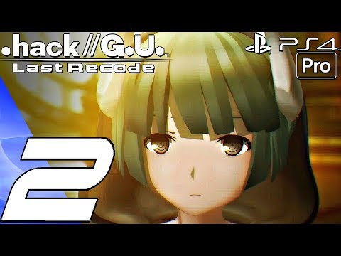 .hack//G.U. Last Recode Vol 4 - Gameplay Walkthrough Part 2