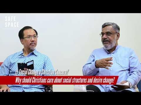 [FULL VIDEO] Is Social Change a Christian Concern?