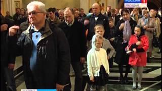 В последнее воскресенье весны православные колымчане отметили День Святой Троицы