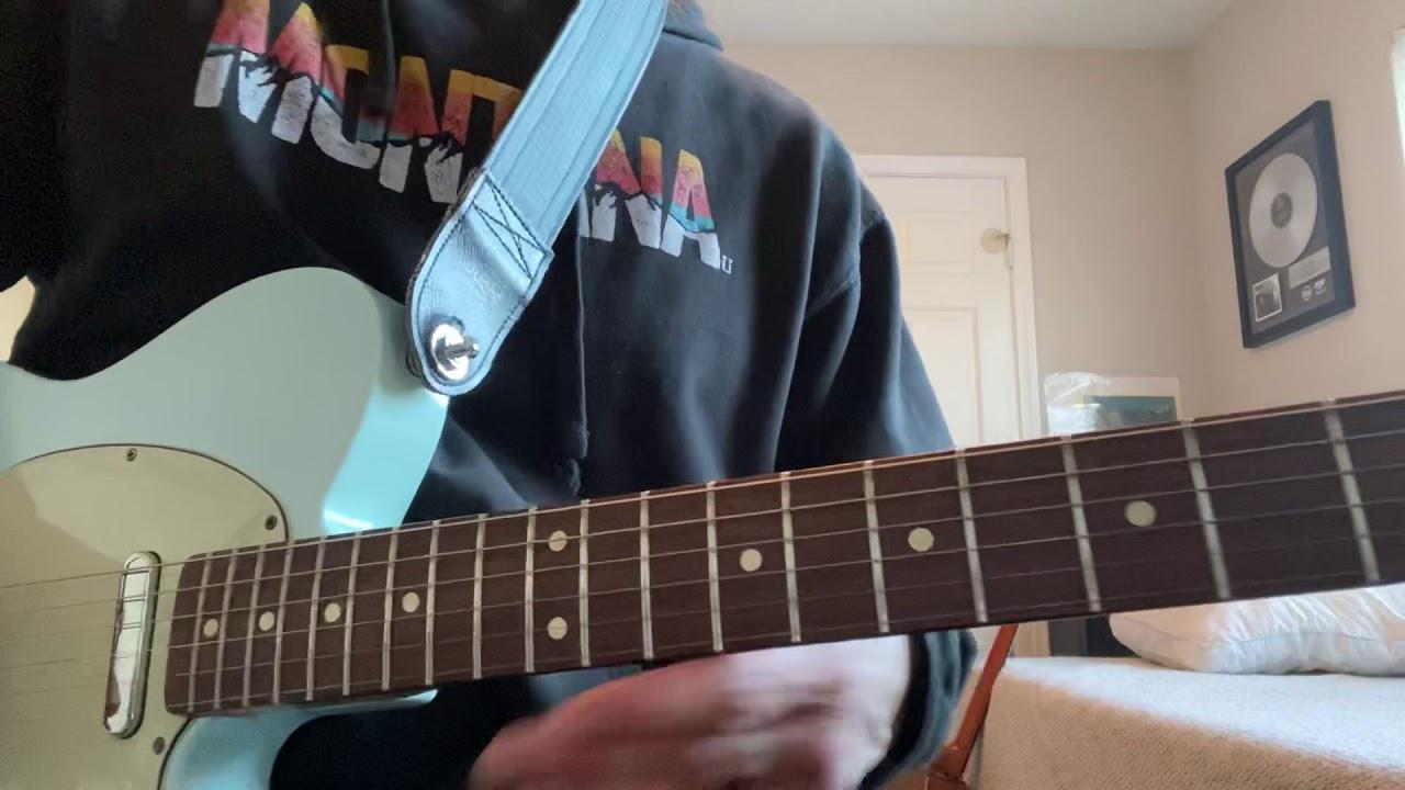 Easiest ever guitar lick