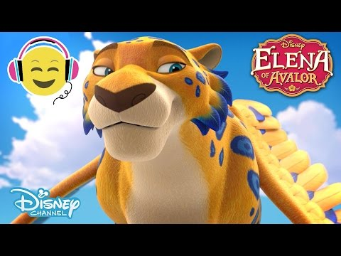 Elena of Avalor | The Bros Are Back | Official Disney Channel UK