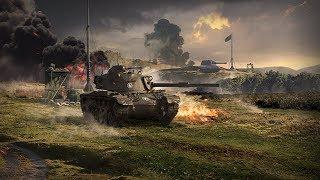 WoT Blitz - Команда Белаза в бронзовой лиге - World of Tanks Blitz (WoTB)