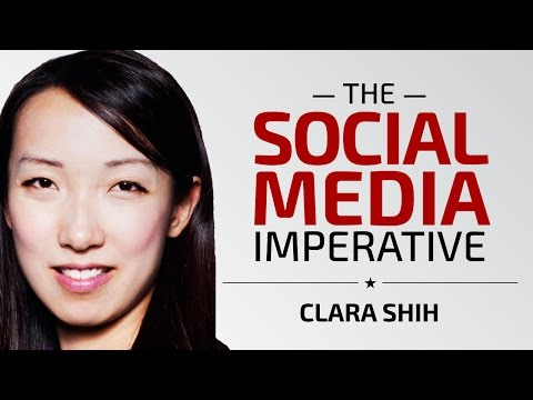The Social Media Imperative in Banking - Clara Shih - YouTube