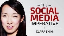 The Social Media Imperative in Banking - Clara Shih