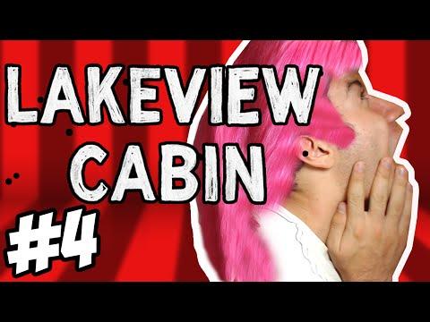 KAÇIŞ YOK!! - Lakeview Cabin 4