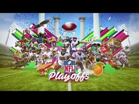 2018 NFL Playoff Team Commercials