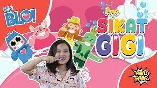Download Mp3 Ayo Sikat Gigi Feat. Rara Sudirman - Lagu Anak | Hey Blo!