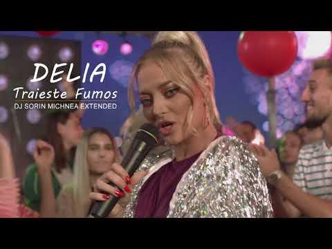 Delia - traieste frumos (Dj Sorin Michnea Extended)