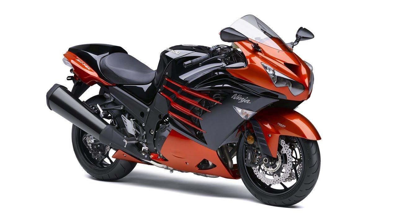Kawasaki Ninja Red Color