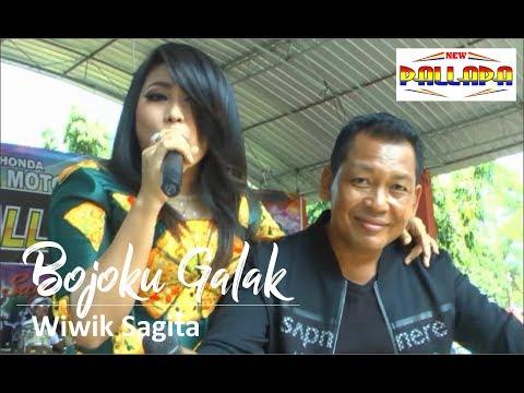 BOJOKU GALAK - WIWIK SAGITA - new.PALLAPA live CURUG SEWU KENDAL 2017