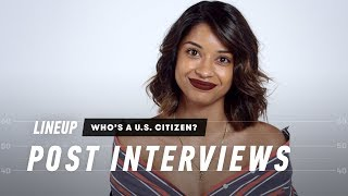Who's a U.S. citizen