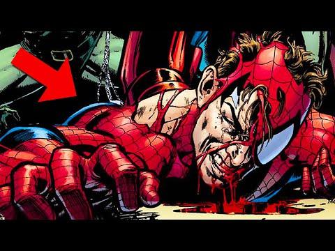 10 случаев, когда Мстители сломали жизнь Человеку-Пауку