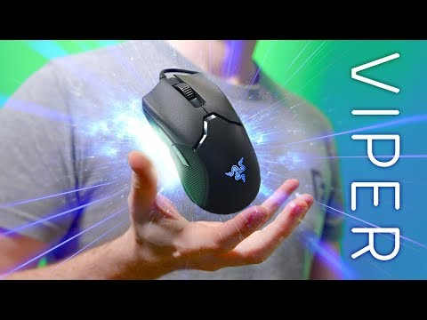 Razer Viper Mouse Review - 69 grams of Niceee!