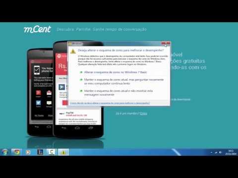 Creditos para celular de graça - atualizado 01/03/2015