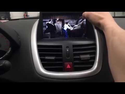 Radio Multimedia ANDROID QuadCore S160 para Peugeot 207