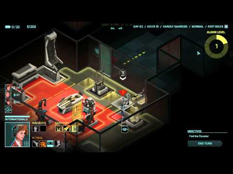 Invisible Inc Story 8 Memory Check