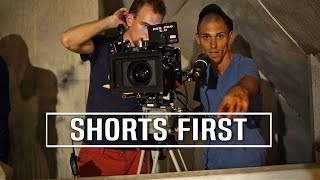 It's A Mistake To Make A Feature Film Before Making A Short by Chris von Hoffmann