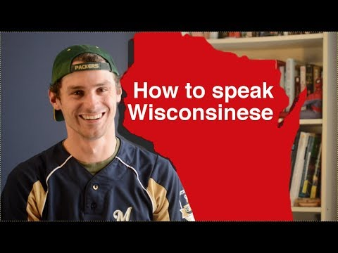 My Crazy Wisconsin Accent (Accent Tag)