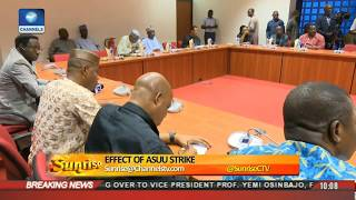 Effect Of ASUU Strike: We Can Get To El-Dorado By Resolution Of Issues Pt.2 | Sunrise |