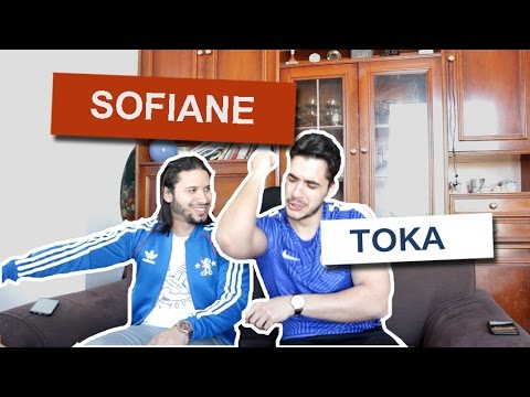 PREMIERE ECOUTE - Sofiane - Toka