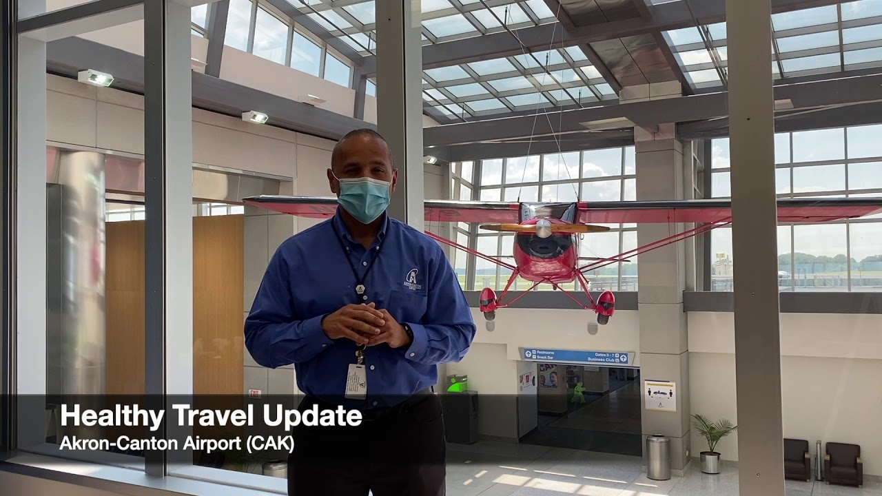 Healthy Travel — President's Message