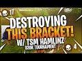 TSM Myth - JUST DESTROYING THE BRACKET!!! (Fortnite BR Full Match)