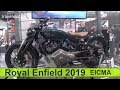 The Royal Enfield 2019 motorcycles