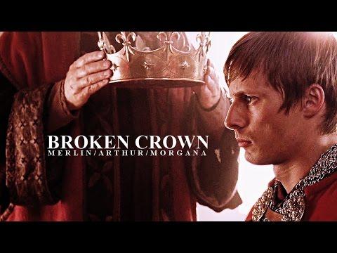 Merlin | I'll never wear your broken crown