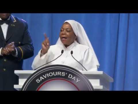 Minister Louis Farrakhan Live   Saviours Day 2018 Address