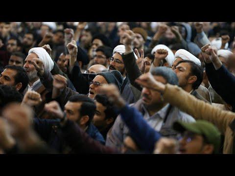 الإيرانيون يحيون الذكرى الـ41 للثورة الإسلامية وسط أجواء من التوتر مع الولايات المتحدة  - 09:59-2020 / 2 / 11