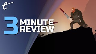 Unto the End | Review in 3 Minutes (Video Game Video Review)