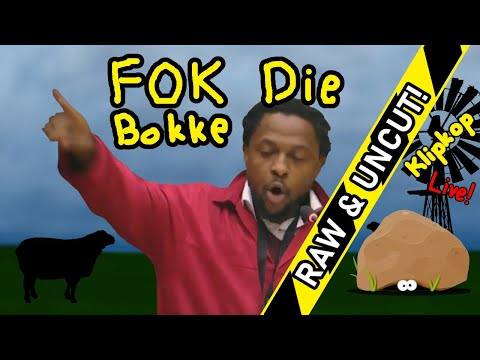 Raw And Uncut - The Springboks Must FALL!
