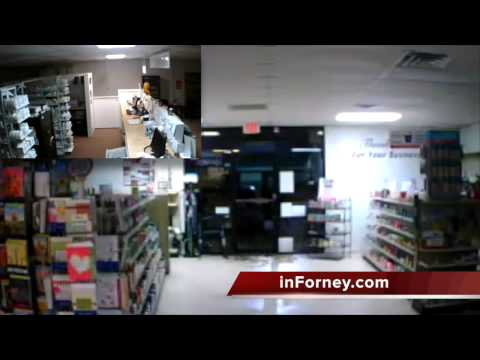 Second Crandall Pharmacy burglary - Sept. 17