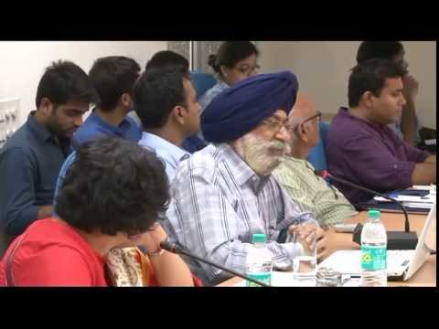 CPR-CSH talk: UN-Habitat's Vision and Approach to Developing Smart Cities in India by Kulwant Singh